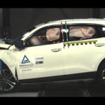 Borgward probt Crashtests